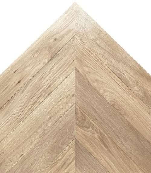 Unfinished European Oak Engineered Flooring 16mm x 120mm Chevron
